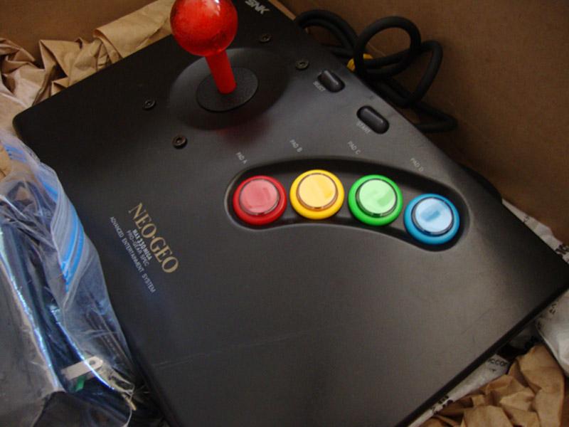 [MODD] Stick Neo Geo Oldstyle-jlf